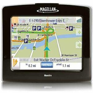 Magellan Maestro 3225 3.5-Inch Portable GPS Navigator