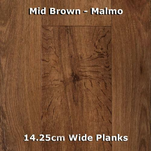 Wood Effect Lino Laminate Vinyl Ebay
