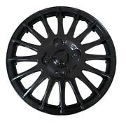 14 Wheel Trims Black