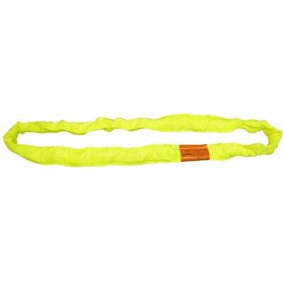 Liftall En90x3 3 Type 5 Round Sling 1-18 Dia Yellow Polyester