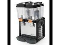 Coldream 2M Cofrimell Italian Drink dispenser 2x12L_,,come fast-,,,cash and collection,,