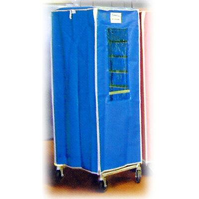 Bun-pan-rack Cover - Blue - 23 X 28 X 62