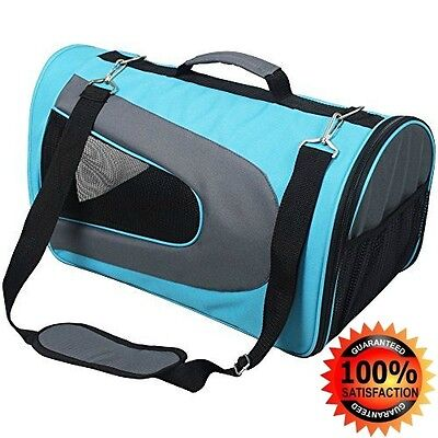 Southwest Airlines Pet Carrier Jetblue American Airline Approved Under Seat Blue