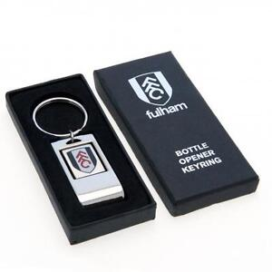 Fulham-Executive-Bottle-Opener-Key-Ring-Licensed-Product-FREE-POSTAGE