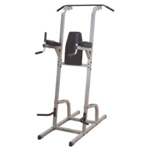 Body Solid Dip/Pull Up Station