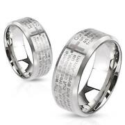 Lords Prayer Ring