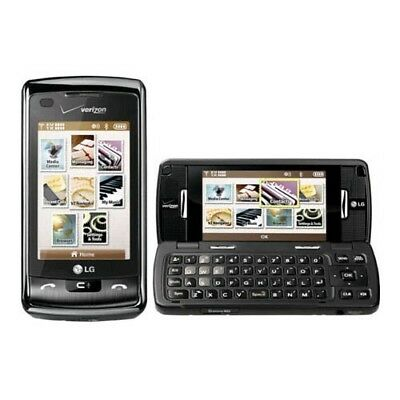 LG enV Touch VX11000 - Black Silver (Verizon) Phone Page Plus  Wireless, used for sale  Shipping to Canada