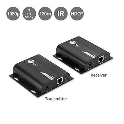 SIIG HDMI Extender over IP with Cat5e/6 1080p HD - Expandable One to Many - 120m