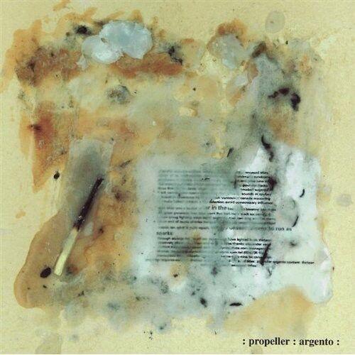 Propeller - Argento [new Cd] Canada - Import