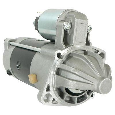 New Replacement Kioti E5500-63016 Starter Motor On Ck Dk Lk Nx Rx Tractors