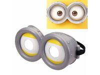 Despicable Me 1 2 3 Minion Goggles Brand New & Sealed Toys Games Buy 2 Get 1 Free £3.50 Each