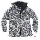 Mens Winter Jacket Military
