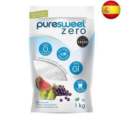 Puresweet Premium Erythritol 1kg Zero Calorie Sugar Replacement