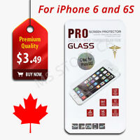 """Premium Screen Protector Tempered Glass for iPhone 6/6S 4.7"""""""