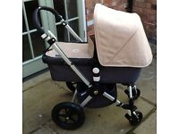 Bugaboo Cameleon/Chameleon 2nd gen Travel System with Pram and Pushchair.Birth-4yearsGreat-condition