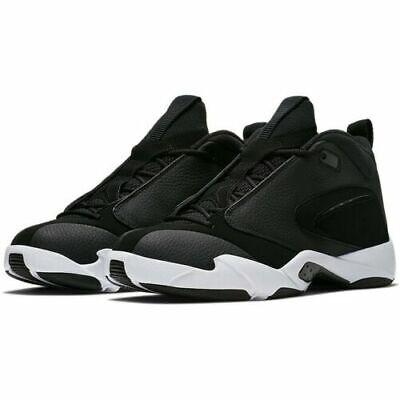 Nike Jordan Jumpman Quick 23 Men's Basketball ShoeS Black/White AH8109 002