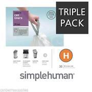 Simplehuman Bin Liners