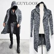 Mens Wool Cape