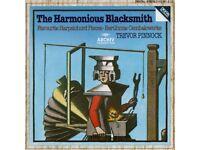 The Harmonius Blacksmith favourite harpischord pieces Trevor Pinnock