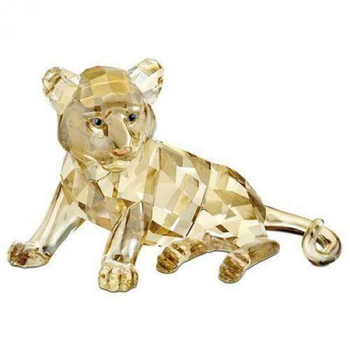 Swarovski Crystal Figurines Tiger | eBay