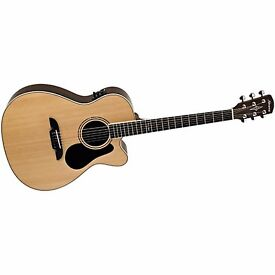 Electro Acoustic Guitar as new