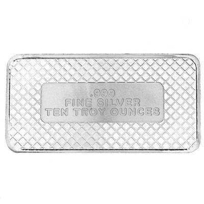 Купить 10 oz SilverTowne American Flag Silver Bar (New)