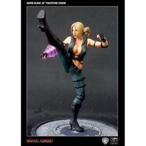 Sonya Blade Statue EXCLUSIVE - SYco Collectibles