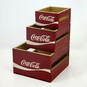 Coca Cola Wooden Crate