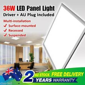 36W LED White SMD Ceiling Panel Down Light Bulb Lamp Square North Melbourne Melbourne City Preview
