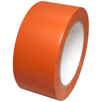 Orange Vinyl Tape 2 Inch X 36 Yd. 1 Roll. Spvc