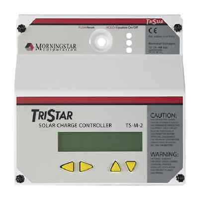 - MorningStar TriStar TS-M-2 Solar Panel Charge Controller Meter