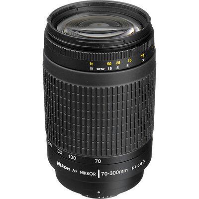 Nikon AF Zoom-NIKKOR 70-300mm f/4-5.6G Lens 1928