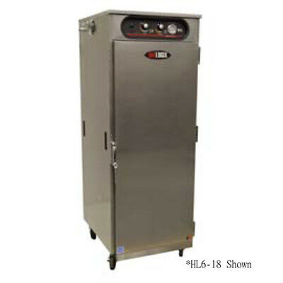 Carter-Hoffmann HL6-8 Half Height Humidified Holding Cabinet