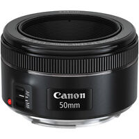 Canon's EF 50 mm f/1.8 STM
