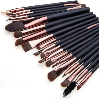 Cheap Makeup Kits (Cheap Makeup Brushes Kit Set Powder Foundation Eyeshadow Eyeliner Lip Brush)