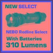 Nebo Redline Select