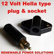 12 Volt Plug