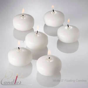 White-2-Floating-Candles-Set-of-36-Wedding-Centerpiece