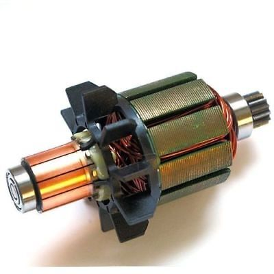 Makita Armature 18v Fit Bhp452 Bdf452 Cordless Drill 18 Volt New Rotor 619198-8
