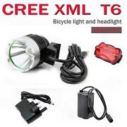 CREE Bike Light Rechargable
