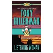 Tony Hillerman Listening Woman