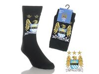 Manchester City Football Socks