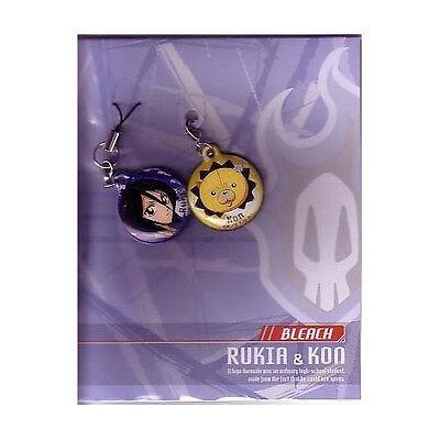 Bleach Rukia, Kon Screen Wiper Phone Strap NEW