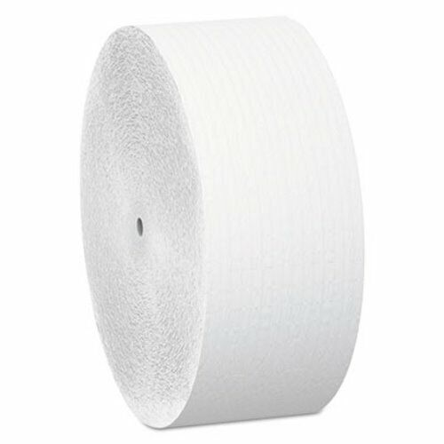 Scott Coreless Jumbo Jr. 2-Ply Toilet Paper Rolls, 12 Rolls (KCC07006)