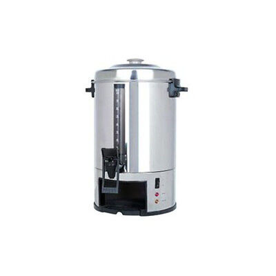 Better Chef Stainless Steel Urn 100 Cup Coffee Tea Drinks Hot or Cold
