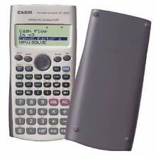 CASIO FC-100V Financial Calculator FC100V /ORIGINAL Packing Marsfield Ryde Area Preview