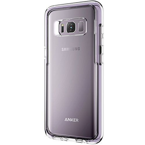 For Samsung Galaxy S8 Anker Ultra Thin Crystal Clear Hard Ph