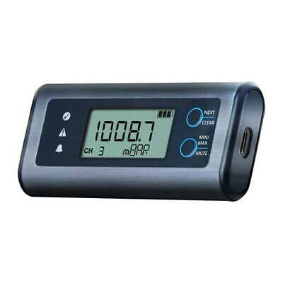 Lascar El-sie-6 Pressure Humidity And Temperature Data Logger With Display