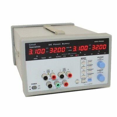Pps2320a 3 Channel Programmable Usb Dc Power Supply 0-32v0-2.5v3.3v5v