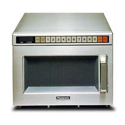 Panasonic Ne17523 Commercial Microwave - Heavy Duty High Wattage 1700 Watts